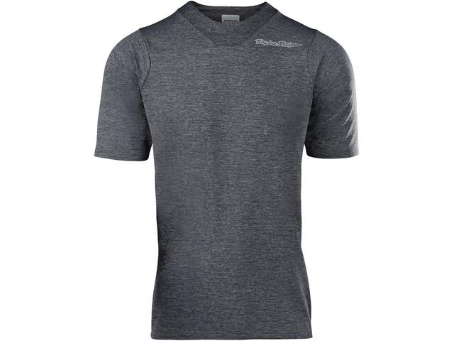 Troy Lee Designs Skyline Koszulka z krótkim rękawem Mężczyźni, heather gray